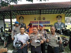2 Pelajar SD di Jombang Jadi Pelaku Curanmor