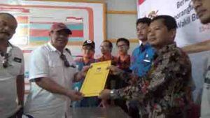 Berkas Dukungan Calon Perseorangan di Tulungagung, Melebihi Syarat Minimal