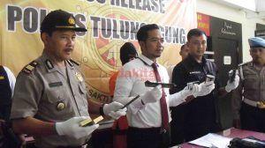 Spesialis Pencuri Rokok di Warkop Dibekuk Polisi