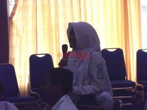 70 Pelajar Ikuti Workshop Kehumasan dan Pelatihan Jurnalistik Pemkab Nganjuk