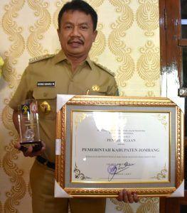 Kabupaten Jombang Kembali Raih Penghargaan Peduli HAM Ketiga Kalinya