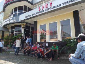 Diduga Korupsi, Warga Desa Satak Laporkan Ketua LMDH