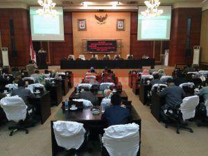 DPRD Jombang Gagal Tuntaskan Enam Raperda Hingga Akhir Tahun 2017