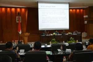 DPRD Kediri Gelar Diskusi dan Konsultasi Publik Penyiapan Raperda Usul Prakarsa