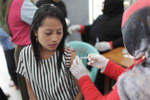 Dinkes Tulungagung Lakukan Imunisasi Difteri Untuk Anak Usia 1-19 Tahun