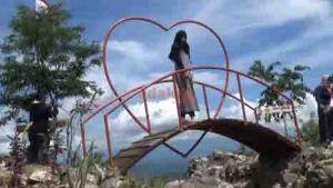 Nikmati Kota Tulungagung Dari Bukit Jodho