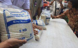 Operasi Pasar Beras Murah di Blitar Akan Kembali Dilakukan