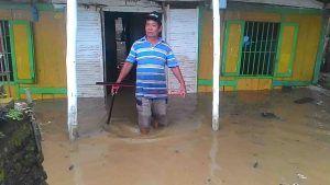 BPBD: Banjir di Jombang Kiriman Dari Wonosalam dan Malang
