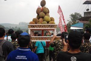 Festival Durian: Bagi-bagi 2018 Buah Durian Gratis