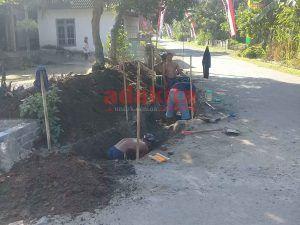 Jumlah Pembangunan Drainase di Blitar Berkurang