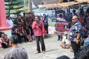 Keluhkan Rastra Tak Tepat Sasaran, 16 Kepala Desa/Kelurahan Mengadu ke Dewan