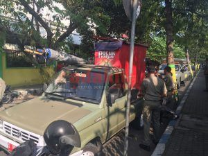 Pasca Dibatalkannya Sistem Satu Arah di Jalan Jayanegara, Pemkab Jombang Fokus Pengawasan