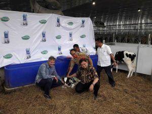 Menteri Perindustrian Ingatkan PT Greenfields Agar Serap Tenaga Kerja Lokal