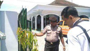 Rusak Pagar Masjid, Warga Dilaporkan Polisi