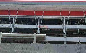 Target Selesai Tahun Ini, Pembangunan Blitos Capai 65 Persen