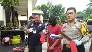 Setelah Sukses Beraksi di 14 TKP, Pencuri Asal Blitar Akhirnya Dibekuk Polisi