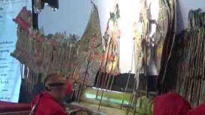 Puluhan Dalang Cilik Diadu Dalam Festival Dalang Pelajar