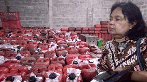 Pabrik Jamu Racik Berbahaya Di Tulangan Digerebek BPOM