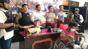 Lima Tahun Kabur, Pembacok Polisi Ditangkap