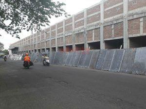 Pembangunan Tribun Utara Stadion Soeprijadi Blitar Baru Dilakukan 2019