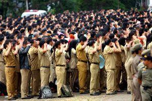 Pemkab Blitar Usulkan Tambahan 500 Tenaga CPNS