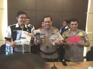 Akun Sosmed Pengancam Ledakkan Polda Riau Tertangkap
