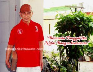 Djoni Sastrawiguna: Bhinneka Tunggal Ika Nafas Bangsa Indonesia