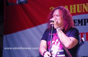 Doddy Katamsi, dari Rock kini Reggae