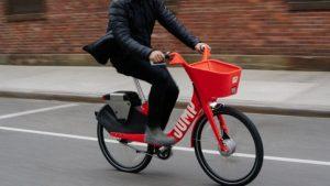 Uber akan beralih ke penyewaan sepeda dan bukan lagi mobil