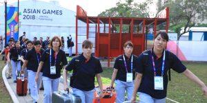 Kamar di Athletes Village Kemayoran Telah Dihuni Oleh Kontingen dari 20 Negara