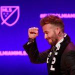Beckham Luncurkan Klub Inter Miami
