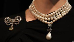 Liontin Mutiara Marie Antoinette Terjual IDR 472,5 Miliar