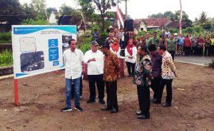 Presiden RI Jokowi Berkunjung Di Blitar