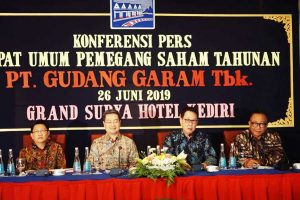 RUPS PT Gudang Garam Tbk 2019