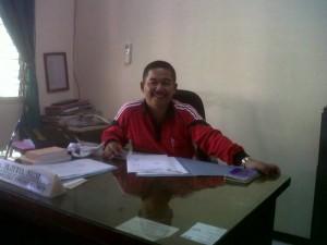 Kabid SMA~SMK Dinas Dikpora Daerah Kabupaten Nganjuk, Drs Sujito, MM-1