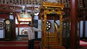 Masjid Peninggalan Kerajaan Mataram, Perpaduan Budaya Hindu dan Islam