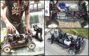 Sejarah RC Radio Control Car