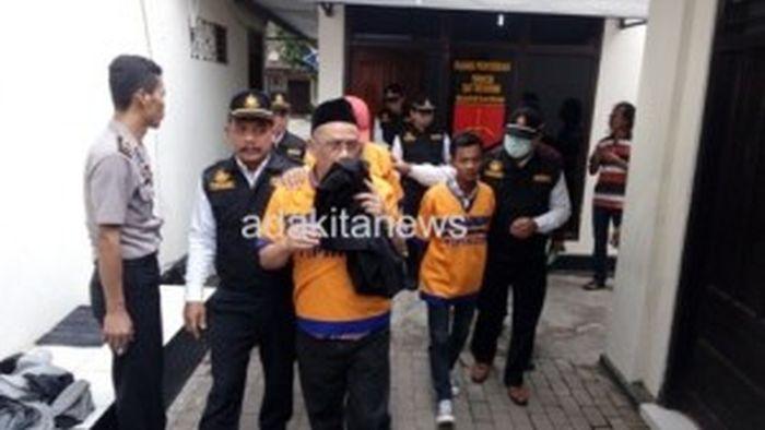 Korupsi Uang Negara, Kepala SMKN 1 Kare Resmi Ditahan