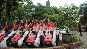 Puluhan Alat Produksi Pertanian Siap Dibagikan