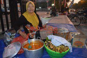 Nikmatnya Nasi Boran Lamongan