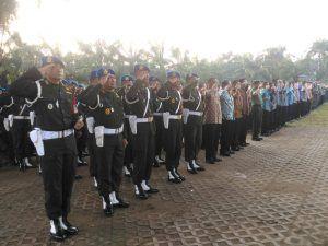 3.426 Personel Gabungan Siap Amankan Kunjungan Presiden RI ke Madiun