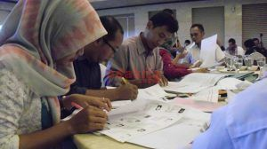 KPU Tulungagung Libatkan PPK dalam Verifikasi Administrasi Calon Perseorangan