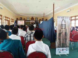 Pupuk Pemahaman Anti Korupsi Melalui Pemutaran Film Pendek