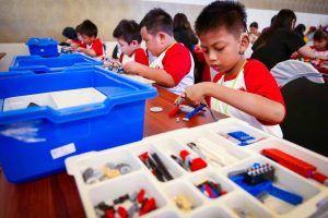 Pernah Diremehkan, M Aqshal Prasetya Mampu Juara Kompetisi Lego Konstruksi