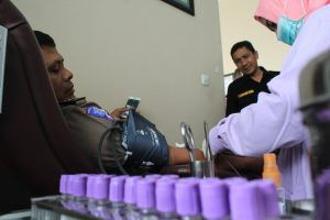PMI Berlakukan Pemeriksaan Ketat Bagi Pendonor