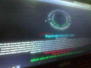 Diretas Hacker, Website PA Sidoarjo Berisi Pesan untuk Sukmawati
