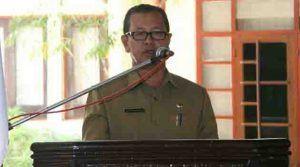 Pemkab Nganjuk Launching Program BPNT