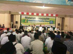 Patuh Kepada Kiai, Santri dan Alumni Lirboyo Dukung Gus Ipul