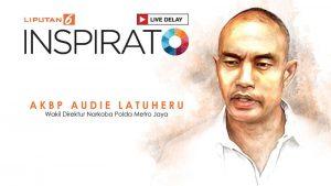 AKBP Audie Latuheru, Satu-satunya Perwira Polisi yang Bisa Terbangkan Airbus