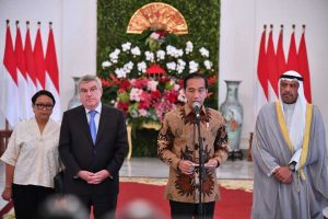 Asian Games Sukses, Indonesia Bidik Tuan Rumah Olimpiade 2032